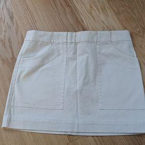 New Kate Spade Khaki Skirt